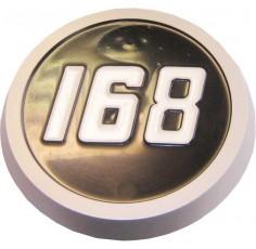 Badge MF 168 moulé