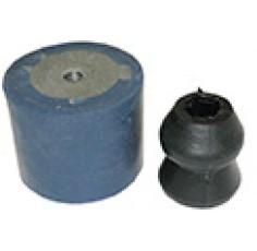 Caoutchouc de montage calandre MF 5400 6400 7400 8200