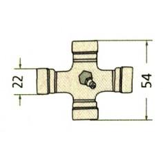 CROISILLON 22X54