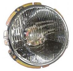 Tête de lampe Zetor 5011-77145 gauche