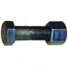 Boulon pour lame rotative 12,7 x 38 mm - Classe 12.9 - Boîte de 10 pièces