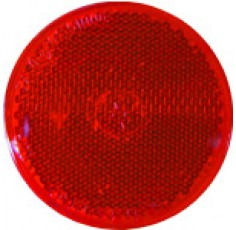 CATADIOPTRE ROND ROUGE ADH D.6