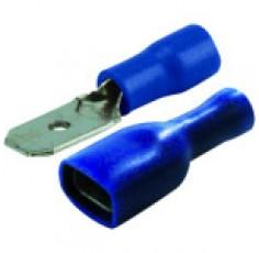 COSSES RONDES D.5 M/F BLEU BOX DE 18