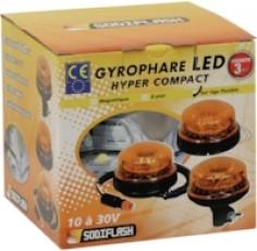 GYRO LED SODIFLASH MAGNETIQUE 1 VENTOUSE