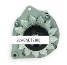 ALTERNATEUR 12 V 65 AH diamètre corps 123 mm - poulie - alésage 8 mm