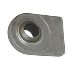Rotule à souder Diamètre 22 mm - Queue longue plate