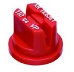 Buse Teejet XR11004VP XR VP 110° Rouge Plastique