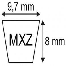 COURROIE MX Z36 1/2