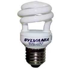 LAMPE MINI LYNX SPIRAL FAST START T2 8W
