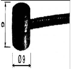 CABLE SOUPLE 19 BRINS 2,50M/2,5mm/9x9