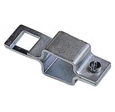 Collier Métal Support PorteBuse-Carré 19 mm