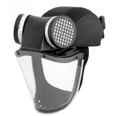 Casquette intégrale ventilée pour poussières