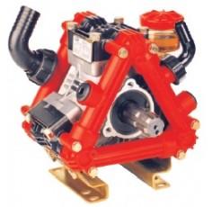 Pompe Pistons Membranes 85 l /mn