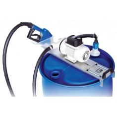 Kit pompe AdBlue 220v pour fût - Pistolet auto
