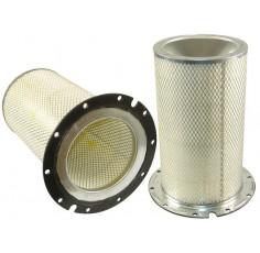Filtre à air sécurité pour tracteur chenille CATERPILLAR D 9 L moteur CATERPILLAR