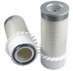 Filtre à air primaire pour tractopelle JCB 4 D moteur PERKINS 306001->314999 LH 50133/50226