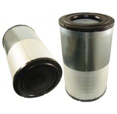 Filtre à air primaire pour chargeur KOMATSU WA 600-6 moteur KOMATSU 2007 60001->