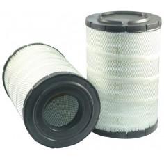 Filtre à air primaire pour moissonneuse-batteuse CASE 2144 moteurCUMMINS 6 BTA 590