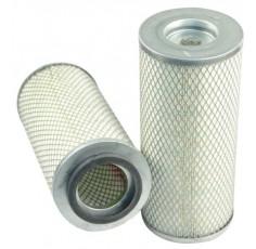 Filtre à air primaire pour moissonneuse-batteuse LAVERDA 255 AL moteurIVECO NEF