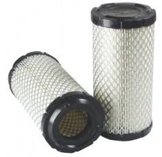 Filtre à air primaire pour tractopelle VENIERI VF 9.63 B moteur PERKINS 1104C