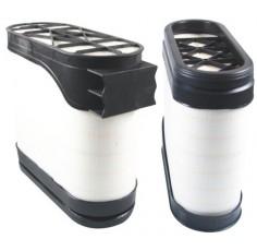 Filtre à air primaire pour télescopique MANITOU MT 1440 ST3 B moteur PERKINS 2013-> JR51746 854E-E34TA