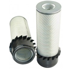 Filtre à air primaire pour télescopique MANITOU MLT 524 TURBO ULTRA moteur PERKINS TURBO