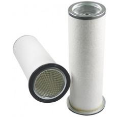 Filtre à air sécurité pour télescopique MANITOU MRT 2150 PLUS-E3 PRIVILEGE moteur MERCEDES 2014-> OM 904 LA