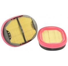 Filtre à air sécurité pour tractopelle CATERPILLAR 442 E moteur CATERPILLAR 2010-> EME1/PCR1 CRS1->