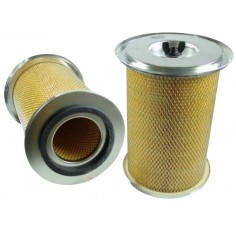Filtre à air primaire pour télescopique JCB 530-67 moteur PERKINS TURBO 570984->