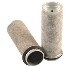 Filtre à air sécurité pour moissonneuse-batteuse CLAAS LEXION 570/570 MONTANA moteurCATERPILLAR 11.03-> 371 CH 581/585 C 12