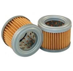 Filtre à gasoil pour tondeuse RANSOMES T 17 D moteur MITSUBISHI L 3 A