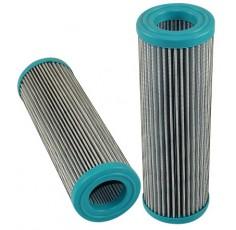 Filtre hydraulique pour chargeur JCB 406 P moteur DEUTZ 2007-> F 4 L 1/2011