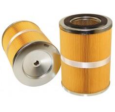 Filtre hydraulique pour tractopelle JCB 4 D moteur PERKINS 306001->314999 LH 50133/50226