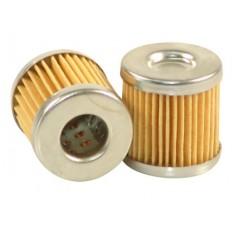 Filtre hydraulique pour tractopelle SCHAEFF SKB 900 moteur