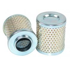 Filtre hydraulique de direction pour télescopique CLAAS TARGO K 60 moteur PERKINS 2002-> 1004.40 TW