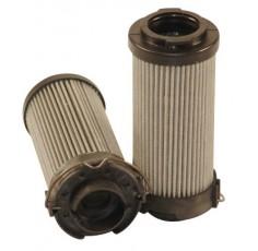 Filtre hydraulique pour tractopelle JCB 4 CT moteur PERKINS 322814->337000 LJ 50223