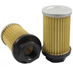 Filtre hydraulique pour télescopique JCB 525-67 FS PLUS moteur PERKINS TURBO 570932->