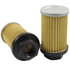 Filtre hydraulique pour télescopique JCB 525 FS moteur PERKINS 561011-> AA50261/AB50260
