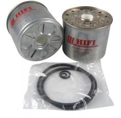 Filtre à gasoil pour tractopelle KOMATSU WB 97 R moteur PERKINS AB 80656 TURBO