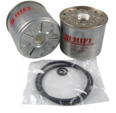 Filtre à gasoil pour tractopelle JCB 3 DS moteur PERKINS 298604->306000 LD 50096