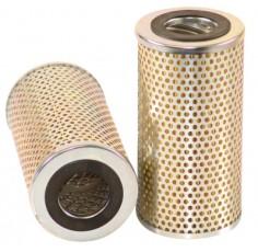 Filtre à gasoil pour moissonneuse-batteuse LAVERDA M 132 moteurPERKINS 6.372