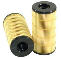 Filtre à gasoil pour pulvérisateur SPRA-COUPE 3650 moteur PERKINS 2003-> 110 CH 1004.4