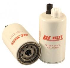 Filtre à gasoil pour chargeur HYUNDAI HL 770-7 moteur CUMMINS 2007-> QSC 8.3-C