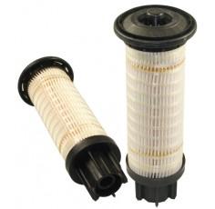 Filtre à gasoil pour tracteur chenille CATERPILLAR D 6 N XL moteur CATERPILLAR PBA00001-> C6.6