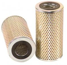 Filtre à huile pour moissonneuse-batteuse MASSEY FERGUSON 500 moteurPERKINS