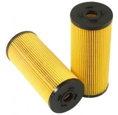 Filtre à huile pour chargeur LIEBHERR LR 611/LH MOTOR moteur MERCEDES ->1000 OM 352