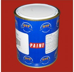 Peinture 1 Ltr -Rouge internationale