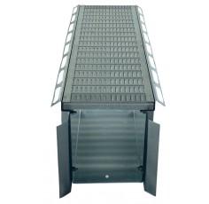 Caniveaux de ventilation - UNDER FLOOR - Type. 300