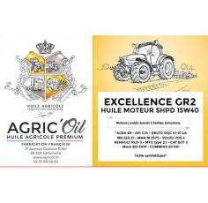 BIDON EXCELLENCE GR2 10W40 - 5 L
