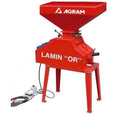 LAMIN'OR, Laminoir à graines et céréales